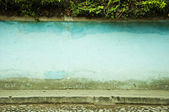 Aqua grunge background — Stock Photo