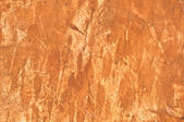 Rust-colored exterior wall — Stock Photo