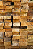 2x4 wood — Stock Photo