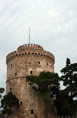 Salonic white tower — Stock Photo
