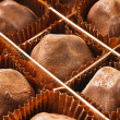 Royalty-Free Stock Photo: Chocolate truffles