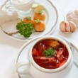 Royalty-Free Stock Photo: Borscht