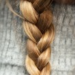 The braid — Stock Photo