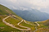 Transfagarasan Road — Stock Photo