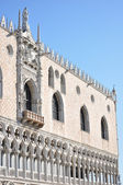 DOGE'S PALACE IN VENICE — Stock Photo