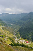 TRANSFAGARASAN — Stock Photo