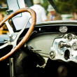 Stock Photo: Vintage car