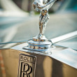 Rolls-Royce - The Spirit of Ecstasy — Stock Photo #8829864