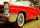 Sports Car Pontiac GTO coupe — Stock Photo