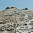 Mud Volcanoes in Buzau, Romania — Stock Photo #8830702