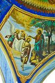 Religious painting III — Stockfoto