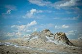 Muddy Volcano — Stock Photo