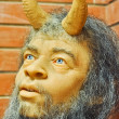 Satir's wax statue - Stockfoto