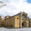 Stock Photo: Old church in Avila. Spain