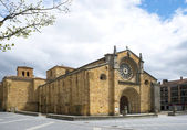 Old church in Avila. Spain — Stock Photo