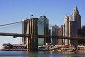 Puente de brooklyn — Foto de Stock