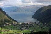 Sognefjord — Stock Photo