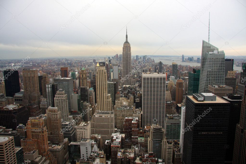 Manhattan, New York City  Stock Photo #8565192