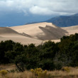 Great Sand Dunes — Stock Photo