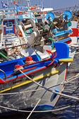 Fishing boats — Fotografia Stock
