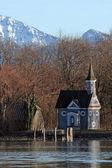 Beierse alpen — Stockfoto