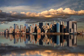 Cidade de nova york — Fotografia Stock