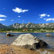 Rocky Mountains — Stock Photo #8613592