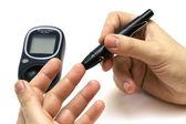 Diabetes Concept — Stock Photo