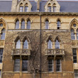 Christ Church college in Oxford — Stock Photo