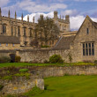 St. Christ Church College - Stock Photo