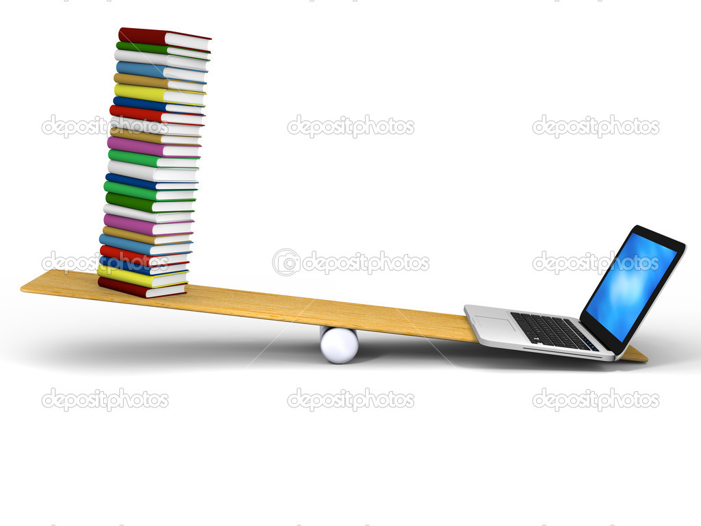 """books vs technology Parents wonder, """"is the truth too much and how much should we share"""" one  form in which this quandary manifests itself is the books children."""