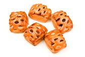 Stuffed pie — Stock Photo