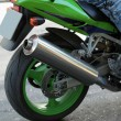 Sport bike. — Stock Photo