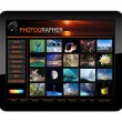 Tablet PC — Stock Photo #10249378