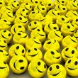 Smilies - Stock Photo