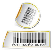 Bar code — Stock Vector