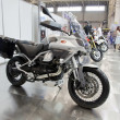 Stock Photo: Moto Guzzi Stelvio