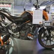 KTM Duke — Stock Photo