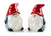 Two Gnome — Stock Photo