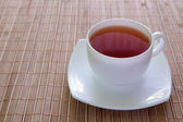 Cup tea — Stock Photo
