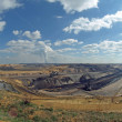 Open pit — Stock Photo #10189979