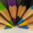 Colored pencils — Stock Photo #8847426