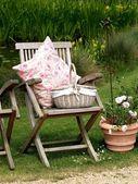 Gardenscene — Stockfoto
