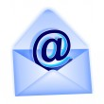 Post envelope — Stock Photo