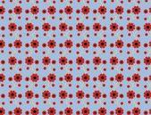 Flower background 3 — Stock Vector