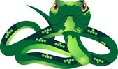 Vector snake — Stock Vector
