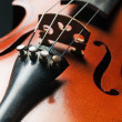 Violin (closeup) — Foto de stock #9892971
