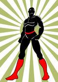 黑色行动 2 》 中的英雄 — 图库矢量图片