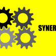 Synergy 2 — Stock Vector