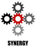Synergy 1 — Stock Vector
